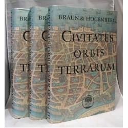 Civitates orbis terrarum, 'The towns of the world, ' 1572-1618 (3 Volume set)