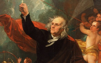 Franklin's Experiments in Elecricity