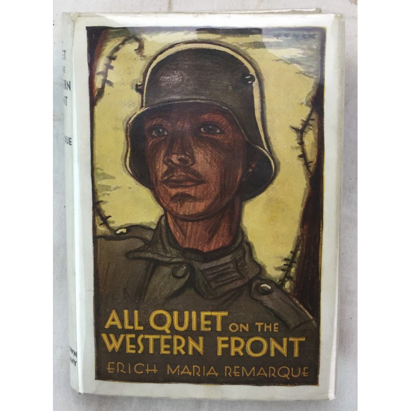 a comparison of wars in all quiet on the western front and the absolutist All quiet on the western front depicts the brutal realities soldiers experienced during world war i and will invite discussion on nationalism and disillusionment students can compare these idealistic notions of war to the brutal realities remarque portrays.