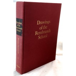 Drawings of the Rembrandt School. Volumes 1-9 of 10 volume set.