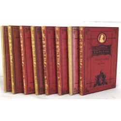 A History of the Scottish Highlands, Highland Clans and Highland Regiments (8 volume set)