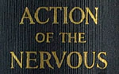 Integrative Action of the Nervous System by Charles Sherrington