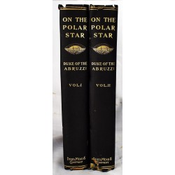 On the Polar Star In The Artic Sea (Hardcover) 2 vols.