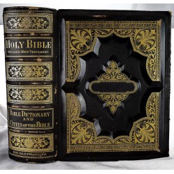 The Holy Bible : Containing the Old and New Testaments : Translated Out of the Original Tongues : With Cruden's Complete Concordance, Embracing Every Passage of Scripture in the Largest Editions