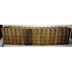 Journals of the Continental Congress. (17 volume set)