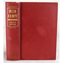Mein Kampf, Complete and Unabridged, Fully Annotated