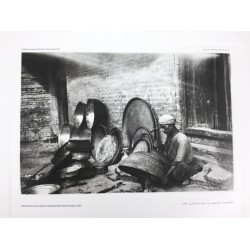 Eight etchings from photographs