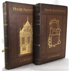 House Architecture (2 volume set)