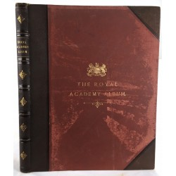 The Royal Academy Album: a series of photographs from Works of Art in the Exhibition of the Royal Academy of Arts, 1875.