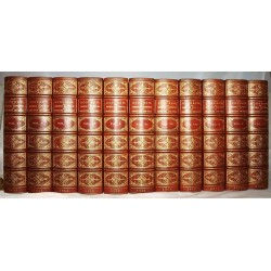 The Scourge; or monthly expositor of imposture and folly (11 Volumes)